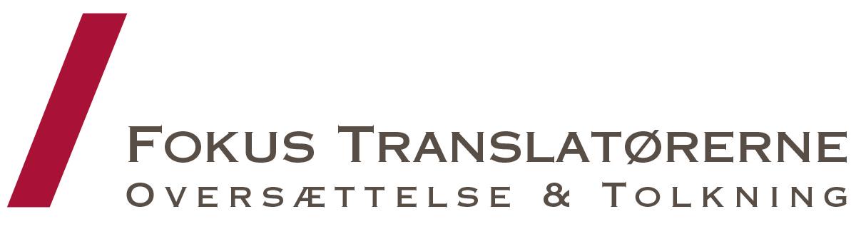 Fokus Translatørerne